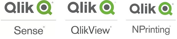 business intelligence řešení Qlik Sense, QlikView, Qlik NPrinting