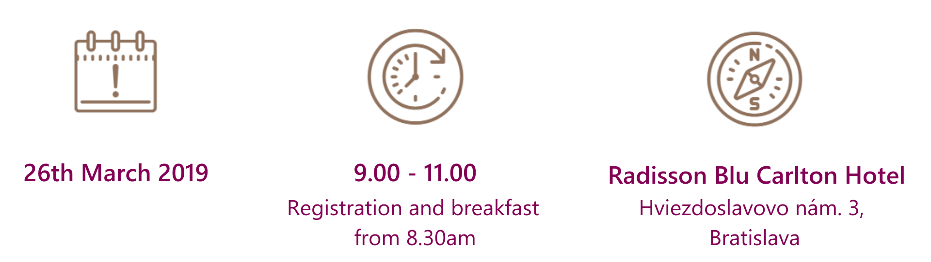 1 1 - Join us for the CFO Club Business Breakfast