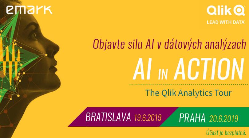 sk - Celosvetová roadshow Qlik Analytics Tour prichádza do Bratislavy
