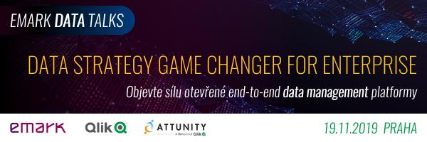 2 - EMARK DataTalks: Data strategy game changer pro enterprise