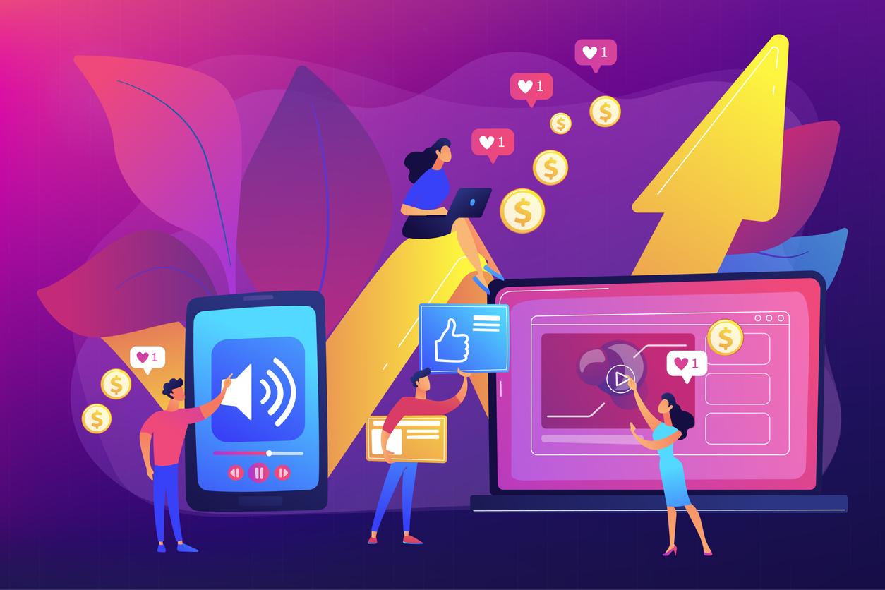 Marketing hrava kolaz - Solutions