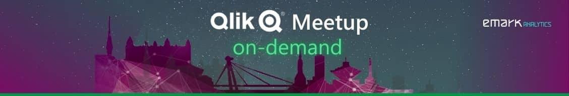 Qlik Meetup ondemand siroky banner - Česko-slovenský Qlik Meetup 4 | Prečo a ako na externé dáta